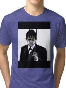 Gotham Oswald Cobblepot Robin Lord Taylor Tri-blend T-Shirt