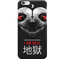 Hell Sloth iPhone Case/Skin