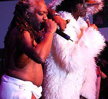 Sir Nose of the Parliament Funkadelic by christuite