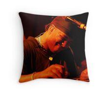 Robert Randolph Throw Pillow