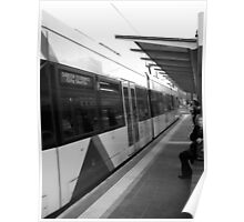 Tram Life Poster