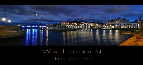 My Wellington, A Little Bit Late, A Little Bit Wide by Peter Kurdulija