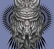 Geo Owl by NicoDNHL