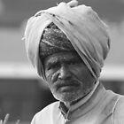 Rajasthani Musician by Yashani Shantha