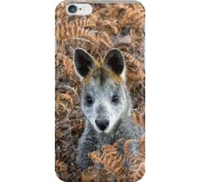 Can He See Me Now? iPhone Case/Skin