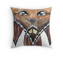 Kerry.. The Alpaca Throw Pillow