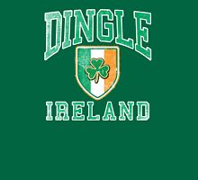 Dingle, Ireland with Shamrock Tank Top