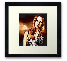 Clubbing Again Framed Print