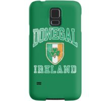 Donegal, Ireland with Shamrock Samsung Galaxy Case/Skin