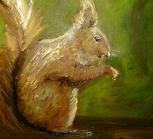 Squirrel by kdesignz