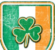 Doolin, Ireland with Shamrock Sticker