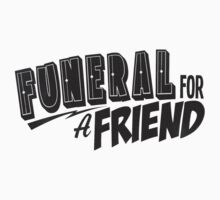 Funeral for a Friend Retro Logo Kids Clothes