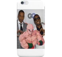 dragonball so hard iPhone Case/Skin