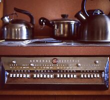 The Kitchen Stove by manandhisworld