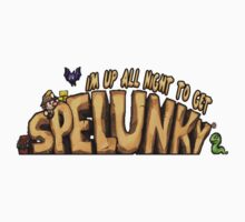 Get Spelunky! Kids Clothes