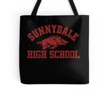 Sunnydale High Razorbacks Tote Bag
