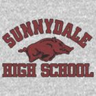 Sunnydale High Razorbacks by LostKittenClub