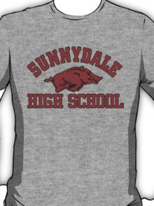 Sunnydale High Razorbacks T-Shirt