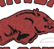 Sunnydale High Razorbacks Sticker