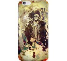 He's the Dandy Highway Man or is he Prince Charming?  Masked Ball 3 iPhone Case/Skin