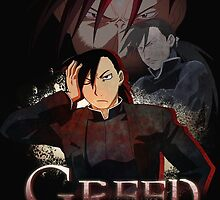 Greed FMA by Brooke Patterson