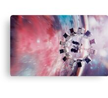 Interstellar- Endurance/Space Skins Canvas Print