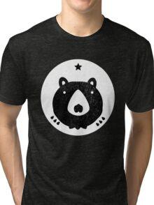 North Star Bear Tri-blend T-Shirt