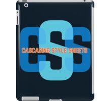 web design - CSS iPad Case/Skin