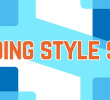 web design - CSS Sticker