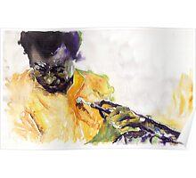 Jazz Miles Davis 7 Poster