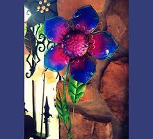 Bright Metal Flower 1.1 Tank Top