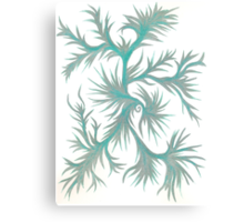 Growing Green Canvas Print