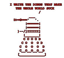 doctor poo : DALEK by noskap