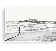 'Lonely' Canvas Print