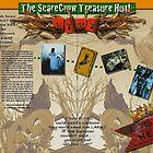 ScareCrow Treasure Hunt by evon ski