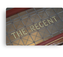 The Regent Theatre, Ballarat Canvas Print