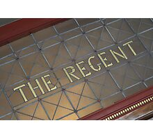 The Regent Theatre, Ballarat Photographic Print