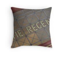 The Regent Theatre, Ballarat Throw Pillow