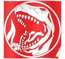 Tyrannosaurus! Poster
