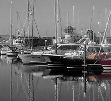 Boats by Sam Macdonald