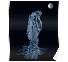 Moon Gazer Poster