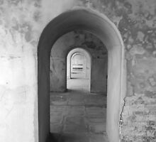 Arches in your Arches by Andrew Paul Hayward