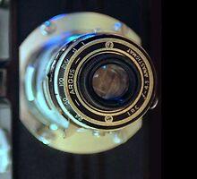 Vintage Art Deco Film Camera by wayneyoungphoto