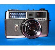Vintage Camera 1960s  Photographic Print