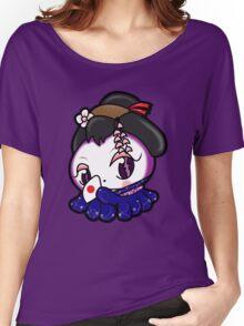 Geisha Tako-Chan Women's Relaxed Fit T-Shirt