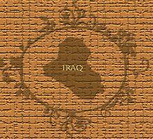iraq against the wall by Brandi Alshahin