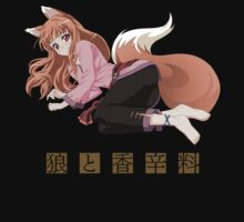 Spice and Wolf by artinus