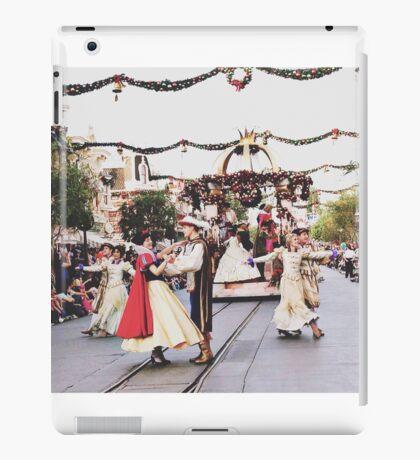 A Christmas Fantasy Parade  iPad Case/Skin
