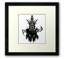 Phantom Assassin Framed Print