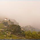 Fog in the mountain by Antonio Jose Pizarro Mendez